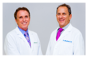 Dr. Mark Gendal and Dr. Jeffrey Reisch